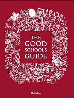 The Good Schools Guide 22nd hardback edition