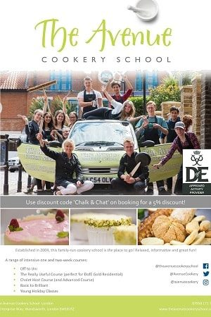 Avenue Cookery School