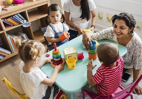 Nursery class | The Good Schools Guide