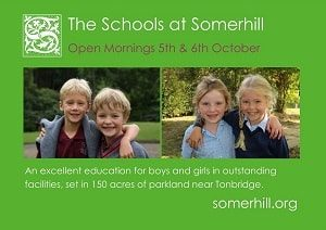 The schools at Somerhill