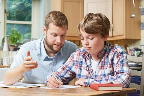 Child with tutor | The Good Schools Guide